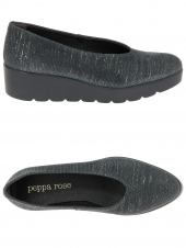 chaussures plates peppa rose 50860 h507 noir