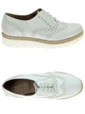 chaussures plates peppa rose 69722-698 blanc