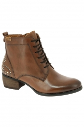 bottines de ville pikolinos hamilton marron