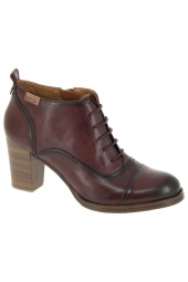 bottines de ville pikolinos kenora bordeaux