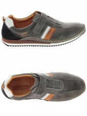 chaussures de style casual pikolinos liverpool gris