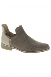 bottines d'ete pinto di blu 77553 taupe