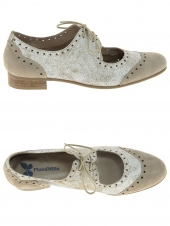 chaussures plates pinto di blu 20070 beige