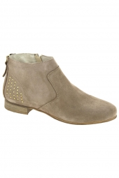 bottines d'ete post xchange arriba beige