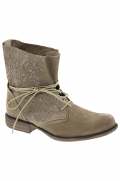 bottines d'ete post xchange jessy beige