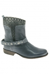 bottines d'ete post xchange jessy gris