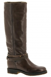 bottes fourrees progetto h200 desy marron