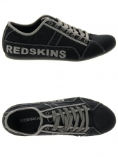 chaussures basses redskins tempo cadet noir