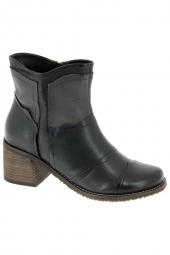 bottines fashion regarde le ciel clayde 05 noir