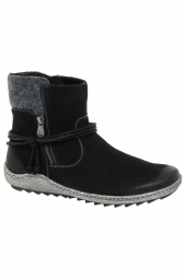 bottines casual remonte r1484-02 noir