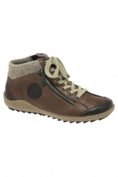 bottines casual remonte r4775-22 marron