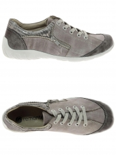 chaussures plates remonte r3403-25 taupe