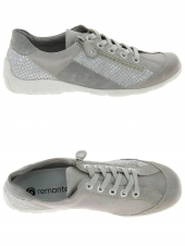 chaussures plates remonte r3419-80 gris