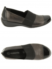 chaussures plates remonte r9821-45 gris