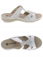 mules remonte d7669-81 blanc