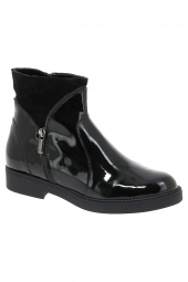 bottines de ville repo 11229 noir