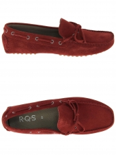 loafers reqins pirlo rouge