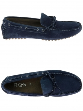 loafers reqins pirlo bleu