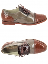 Taupe Chaussures Plates H0407p Chaussures Plates Rosemetal H0407p Taupe Rosemetal nOS6qSwpRP