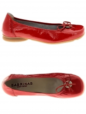 ballerines sabrinas by eneka 34013 rouge