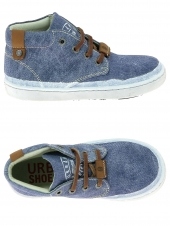 bottillons shoesme ur6s028-c bleu
