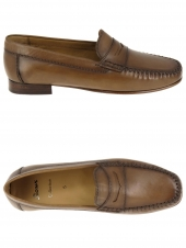 mocassins ville sioux carana marron