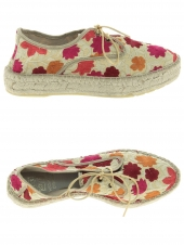 espadrilles star love 5221066 marron