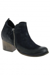bottines d'ete studio 2204 bleu