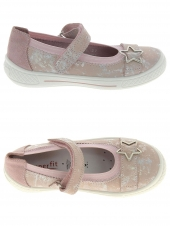 chaussures basses super fit 00097-61 rose