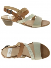 nu-pieds style ville sweet 45180-930 chimer beige