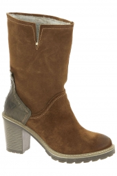 bottes fourrees tamaris 25446-392 marron