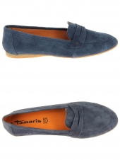 mocassins tamaris 24211-28 bleu