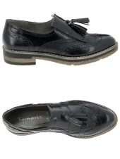 mocassins tamaris 24608-098 noir