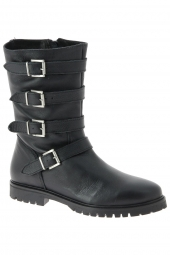 bottes mi-mollets tango shoes bee 2-a noir