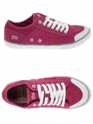 chaussures basses en toile tbs