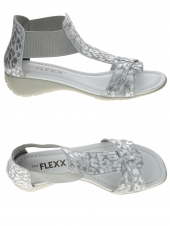 nu-pieds style casual the flexx band together argent