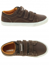 chaussures basses timberland glastenburry marron