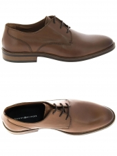 derbies tommy hilfiger fm0fm00318 marron