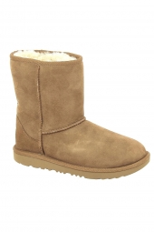 bottes fourrees ugg classic ii marron