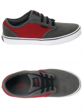 chaussures en toile vans atwood gris