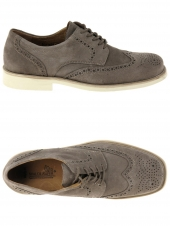 chaussures homme waldlaufer 598003-182-055 h gris