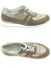 chaussures plates waldlaufer 370004 309 133 h taupe