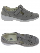 chaussures plates waldlaufer 607312 191 088 k taupe