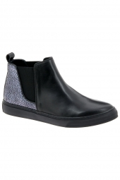 bottines casual we do 77531 noir