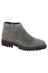bottines casual we do 77750a taupe