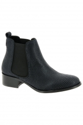 bottines de ville we do 77048d noir