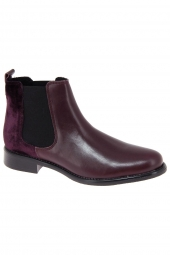 bottines de ville we do 77545a violet