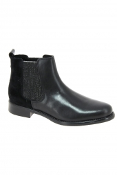 bottines de ville we do 77545a noir