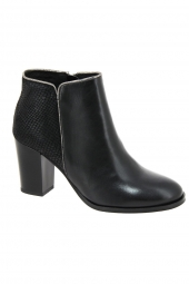 bottines de ville we do 77669b noir