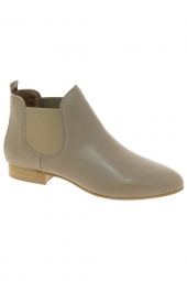bottines d'ete we do 8476p beige